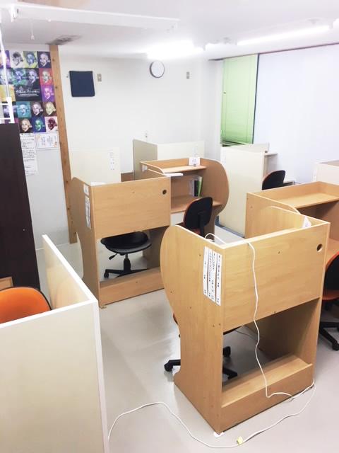 前橋自習室